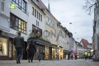 Fußgängerzone Obernstrasse