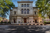 The Jewish synagogue in Rome in Italy
