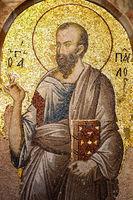 Mosaic of Saint Paul
