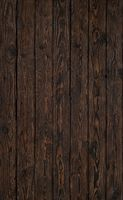 Old wood dark brown burned plank board of pine