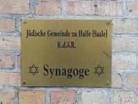 Synagoge  Jüdische Gemeinde zu Halle (Saale)