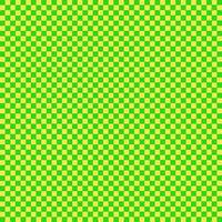 checks green and yellow