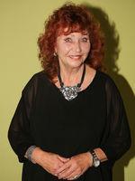 deutsche Schlagersängerin Regina Thoss beim Auftritt zum