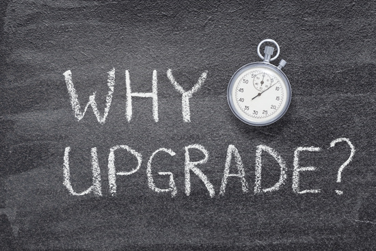 why upgrade watch