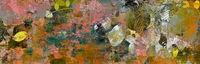 blätter farben herbst texturen hintergrund