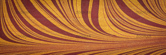marbled Indian cotton rag paper