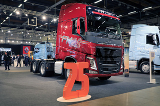 Volvo FH 25 Years Special Edition, Transport-Logistics 2019