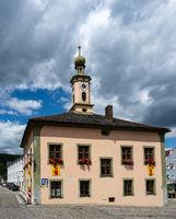Historic town hall of Riedenburg