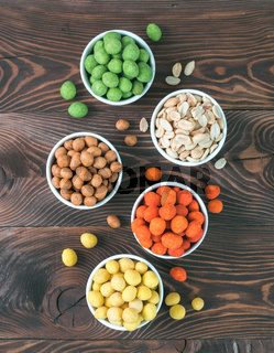 Peanuts snacks for party bar