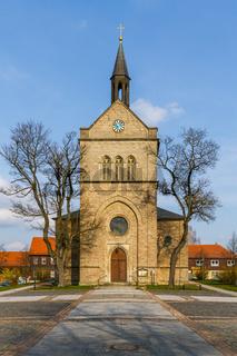Stadtkirche Hasselfelde im Harz