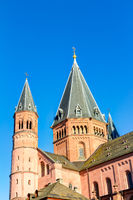 Der Hohe Dom St. Martin zu Mainz - Mainzer Dom