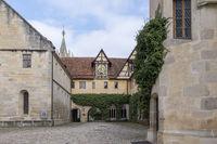 Klosteranlage und Schloss Bebenhausen