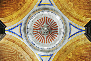 Ingreja de Santa Engracia, Nationalpantheon, Lissabon, Portugal