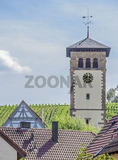 St. Veits-Kirche,  Stetten i. Remstal