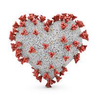 The Coronavirus heart