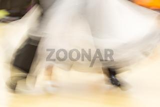 Klassischer Tanz, Detail
