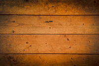 Natural brown wooden plank background texture