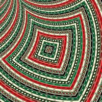 Tribal decorative design 8