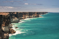 Great Australian Bight area at south Australia