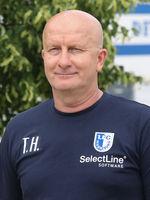 Interimstrainer Thomas Hoßmang  1.FC Magdeburg  DFB  3.Liga Saison 2019-20