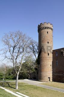 historisches Baudenkmal Kurkölnische Landesburg