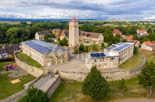Burg hausneindorf Burganlage