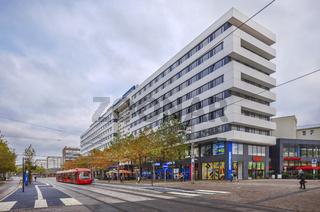 Chemnitz Innenstadt - Strasse der Nationen