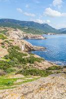 North West coastline of Sardinia