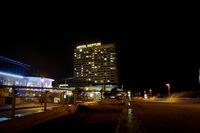 Hotel Neptun an der Strandpromenade von Warnemünde