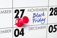 Black Friday, November 27