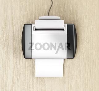 Modern inkjet printer