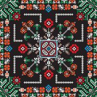 Romanian traditional pattern 197