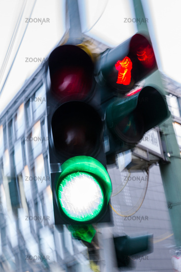 Verkehrsampel