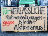 Bauern-Demo am 17.01.2020 in Magdeburg