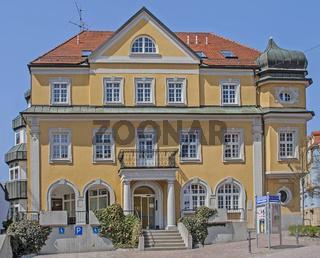 Rathaus II  Donaueschingen