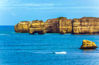 Coastal islands - rocks