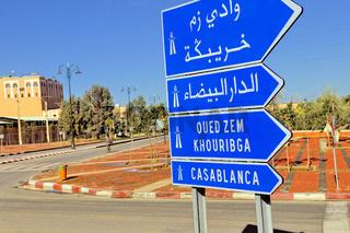 Highway to Casablanca