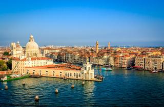 Sonniges Venedig