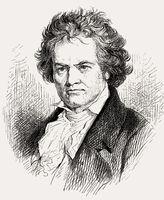 Ludwig van Beethoven; 1770 -1827; German composer