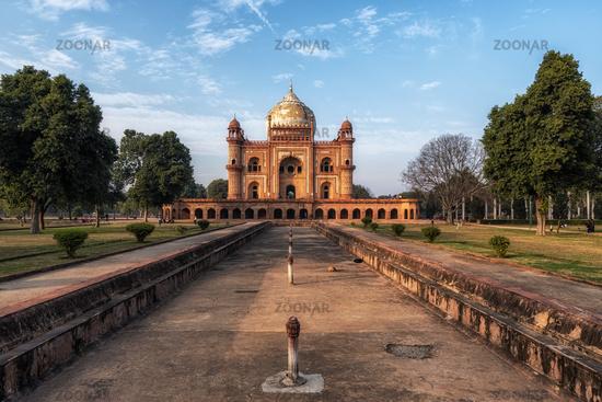 safdarjung tomb mausoleum