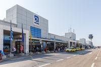 Flughafen Athen ATH Airport Terminal in Griechenland