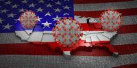 Coronavirus USA map