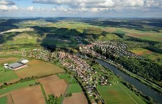 Trennfeld und Homburg