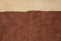 brown field abstract paper landscape