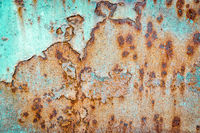 grunge painted metal texture