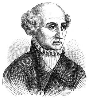 Paracelsus, 1493 - 1541, a Swiss physician, alchemist