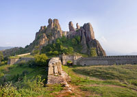 Rock phenomenon in Belogradchik, Bulgaria