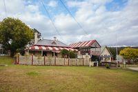 The Township of Nelligen in Australia