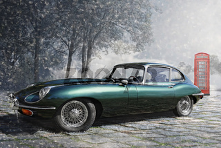 E-Type Legende