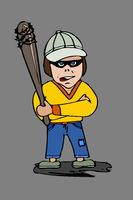 hooligan comic character